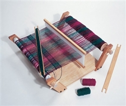 WEAVING:  RIGID HEDDLE LOOM - ART CLASS RETREAT