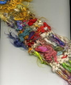 """LOOPTY-LOU SCARF/SHAWL"""