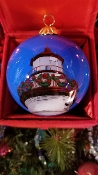 MARBLEHEAD LIGHTHOUSE ORNAMENT 2018