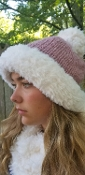 FURREAL EARWARMER HAT PATTERN
