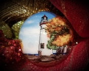 MARBLEHEAD LIGHTHOUSE ORNAMENT 2019