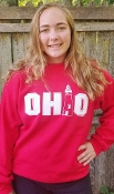 Ohio Lighthouse Sweatshirt