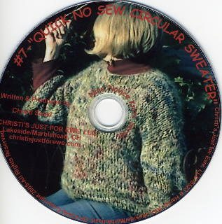 """Christi's NO-SEW SWEATER"" DVD"